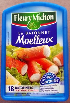 Le Bâtonnet Moelleux - Product - fr