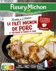 Le Filet Mignon de Porc et son écrasé de pommes de terre - Produit