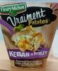 Vraiment patates Kebab de Poulet - Produit
