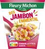 BOX JAMBON EMMENTAL (coquillettes jambon, emmental) - Producto