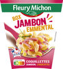 BOX JAMBON EMMENTAL (coquillettes jambon, emmental) - Product