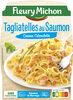 Tagliatelles au Saumon Crème Ciboulette - Produit