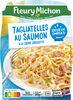 Tagliatelles au saumon à la crème ciboulette - Prodotto