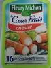 le Cœur Frais chèvre (16 Bâtonnets) - Produkt