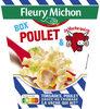 BOX POULET & LA VACHE QUI RIT® (torsades, poulet sauce au fromage la vache qui rit®) - Product