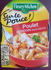 Poulet potatoes sauce blanche - Product