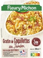 Gratin de Coquillettes au Jambon - Produit