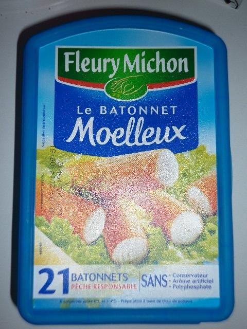 Le Bâtonnet Moelleux (21 Bâtonnets) - Product - fr