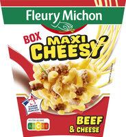 Box Maxi Cheesy (beef & cheese) - Produit - fr