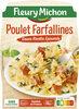 Poulet Farfallines Sauce Ricotta Epinards - Produit
