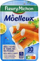 Le bâtonnet Moelleux - 30 bâtonnets - Produit