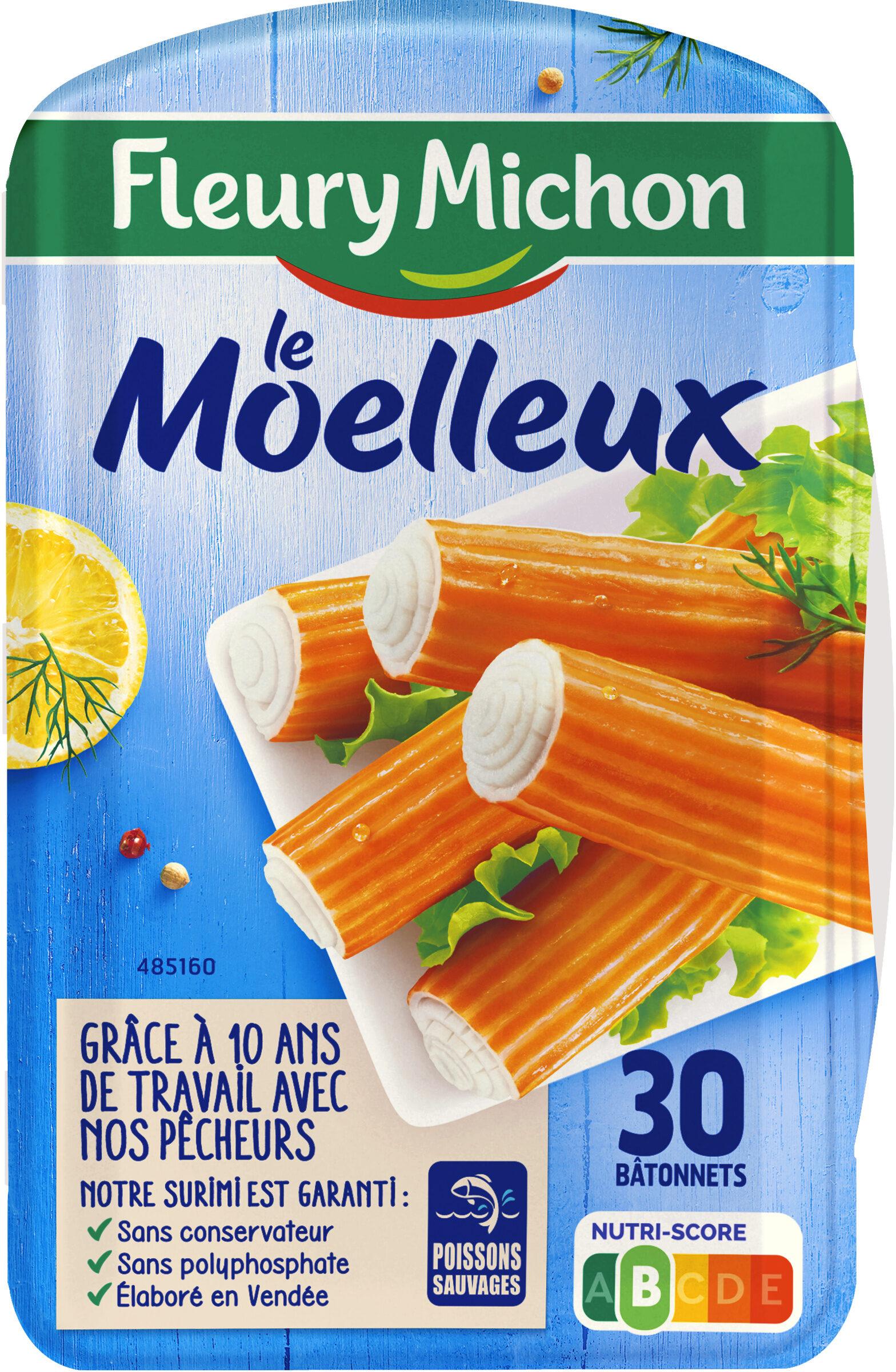 Le bâtonnet Moelleux - 30 bâtonnets - Product
