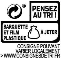 Le Moelleux - Istruzioni per il riciclaggio e/o informazioni sull'imballaggio - fr