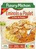 Emincés de Poulet et Duo de Purées - Product