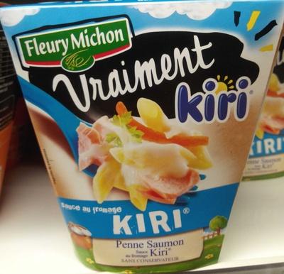 Vraiment Kiri - penne saumon - Produit