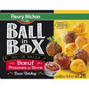 Ball in box boeuf pommes de terre sauce ketchup - Product