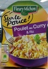 Poulet au Curry & Riz - Product