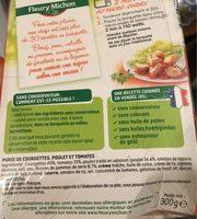 Fleury Michon - Ingrédients - fr
