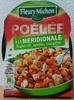 Poêlé à la méridionale Poulet rôti, tomates, courgettes - Produit