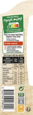 Poêlée Savoyarde - Sauce au Reblochon, Jambon fumé - Produit