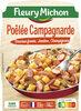 Poêlée Campagnarde - Saucisse fumée, Jambon, Champignons - Product
