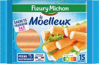 Le bâtonnet Moelleux - 15 bâtonnets - Product - fr