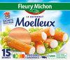 Le bâtonnet Moelleux - 15 bâtonnets - Product