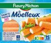 Le bâtonnet Moelleux - 15 bâtonnets - Produit