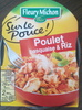 Poulet basquaise & riz - Produit