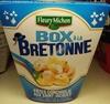Box à la Bretonne (Pâtes conchiglie aux Saint-Jacques*, cidre breton & crème) - Produit