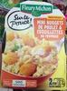 Sur le pouce! Mini nuggets de poulet & coquillettes au fromage - Produit