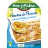 Gratin de Poisson pommes de terre et poireaux - Produit