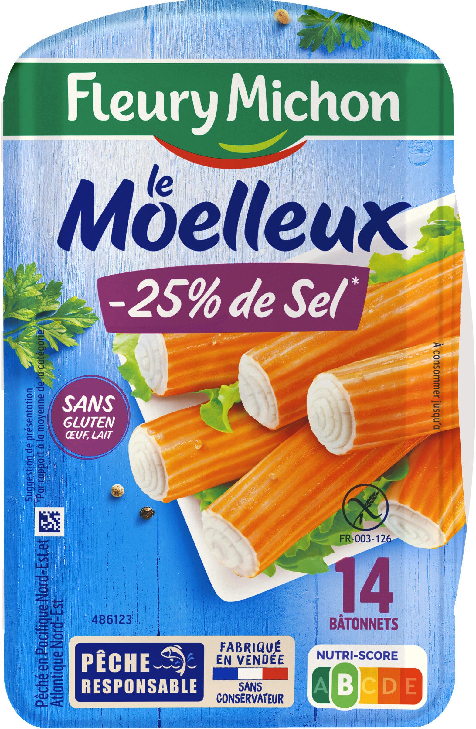 Le Moelleux -25% de Sel - Product - fr