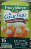 le Cœur Frais fromage 3 Poivres (16 Bâtonnets) - Produit