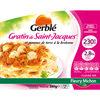 Gratin de Saint-Jacques* et pommes de terre à la bretonne - Produit