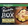 RACLETTE IN BOX (fromage à raclette pommes de terre et jambon) - Product