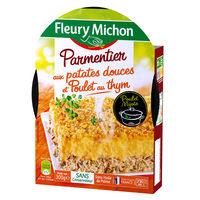 Parmentier aux Patates Douces et Poulet au Thym - Produit - fr