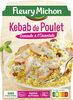 Kebab de Poulet Semoule à l'Orientale - Product