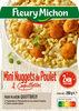 Mini nuggets de poulet & coquillettes au fromage - Product