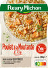 Poulet à la moutarde & Riz - Product