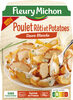 Poulet Rôti et Potatoes Sauce Blanche - Produit
