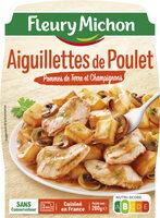 Aiguillettes de Poulet Pommes de Terre et Champignons - Product - fr