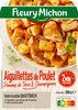 Aiguillettes de poulet, pommes de terre & champignons - Product