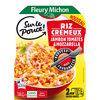 Riz crémeux jambon tomates mozzarella - Produit