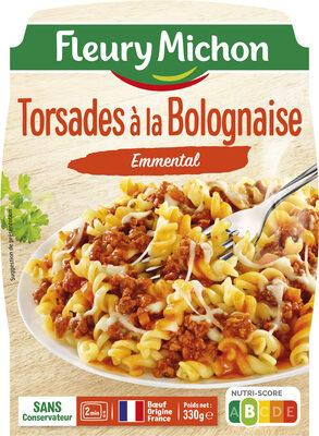 Torsades à la Bolognaise Emmental - Product