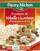 Escalope de poulet crème champignons & riz - Product