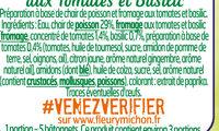 Le Coeur Frais Provençal - 16 Bâtonnets - Ingredienti - fr