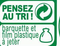Le Coeur Frais Provençal - 16 Bâtonnets - Istruzioni per il riciclaggio e/o informazioni sull'imballaggio - fr