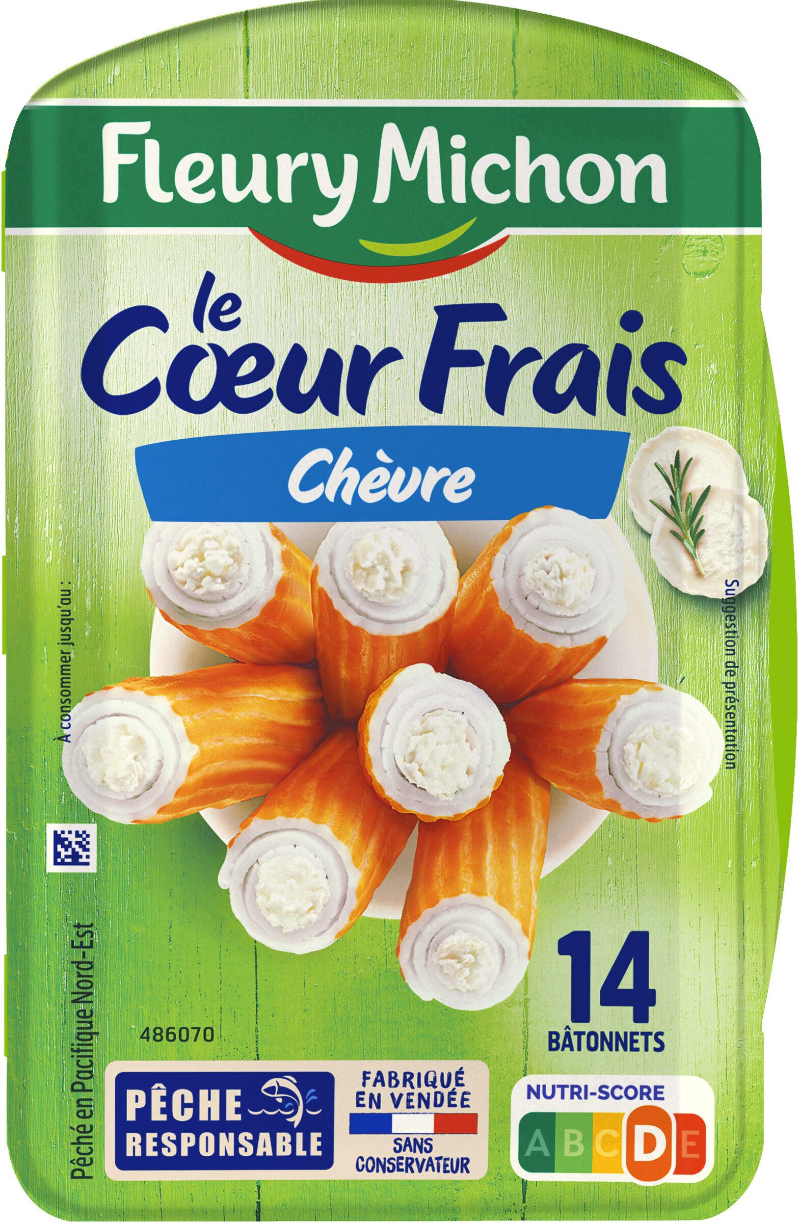 Le Coeur Frais - Chèvre - Prodotto - fr