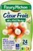 Le Coeur Frais fromage ail et fines herbes - 24 bâtonnets - Product